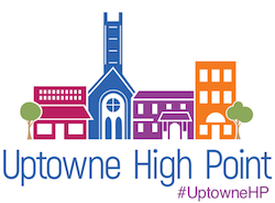 UPTOWNE High Point Logo